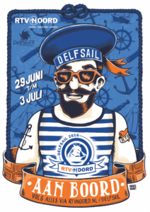Poster Delfsail 2016